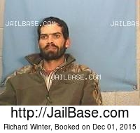 RICHARD WINTER mugshot picture