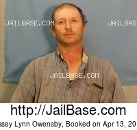 CASEY LYNN OWENSBY mugshot picture