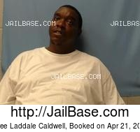 TYREE LADDALE CALDWELL mugshot picture