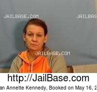 SUSAN ANNETTE KENNEDY mugshot picture