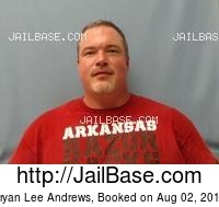 BRYAN LEE ANDREWS mugshot picture