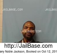 LARRY NOBLE JACKSON mugshot picture