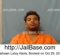 DESHAWN LATAY HARRIS mugshot picture