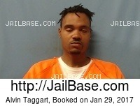 ALVIN TAGGART mugshot picture
