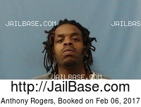 ANTHONY ROGERS mugshot picture