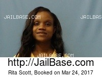 RITA SCOTT mugshot picture