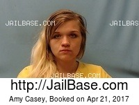 AMY CASEY mugshot picture
