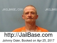 JOHNNY OSIER mugshot picture