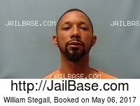 WILLIAM STEGALL mugshot picture