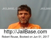 ROBERT ROUSE mugshot picture