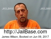 JAMES WILSON mugshot picture