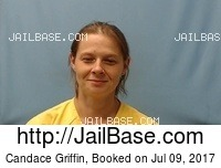 CANDACE GRIFFIN mugshot picture