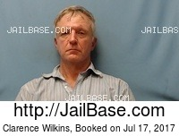 CLARENCE WILKINS mugshot picture