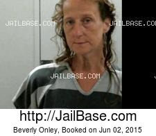 Beverly Onley mugshot picture