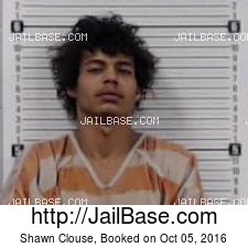 Shawn Clouse mugshot picture