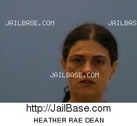 heather rae dean mugshot picture
