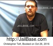 Christopher Taft mugshot picture