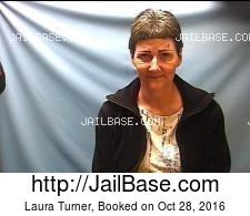 Laura Turner mugshot picture