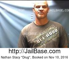 Nathan Stacy *Drug* mugshot picture