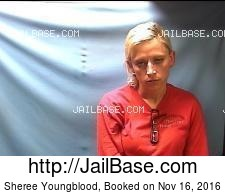 Sheree Youngblood mugshot picture