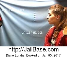 Diane Lundry mugshot picture
