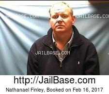 Nathanael Finley mugshot picture