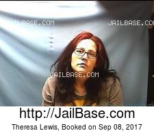 Theresa Lewis mugshot picture