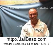 Wendell Steele mugshot picture