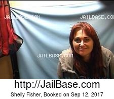 Shelly Fisher mugshot picture