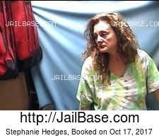 Stephanie Hedges mugshot picture