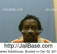 JAMES STACKHOUSE mugshot picture