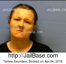 Tammy Saunders mugshot picture