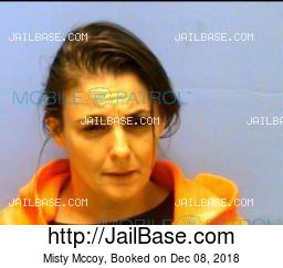 Misty Mccoy mugshot picture