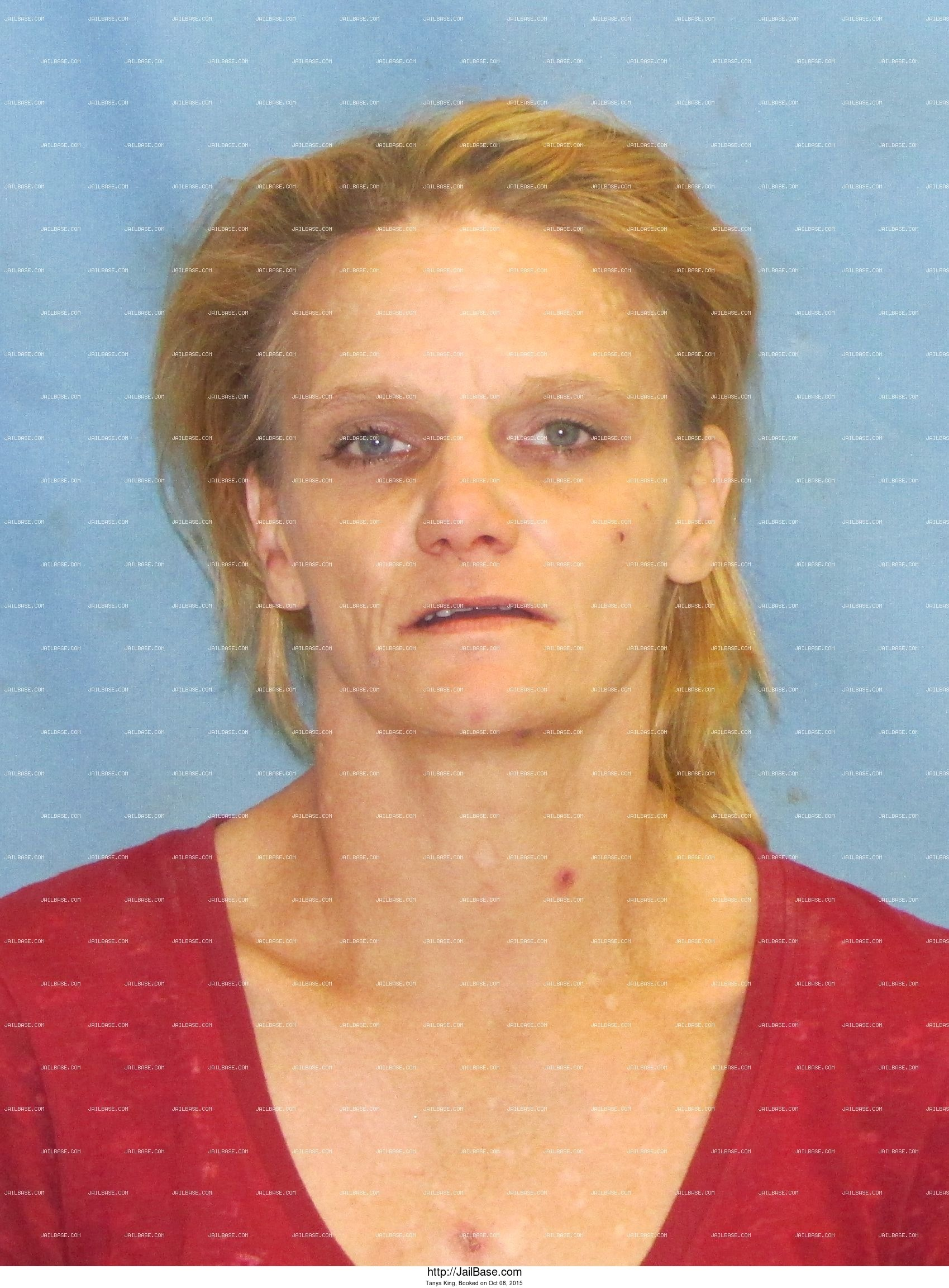 Tanya King mugshot picture