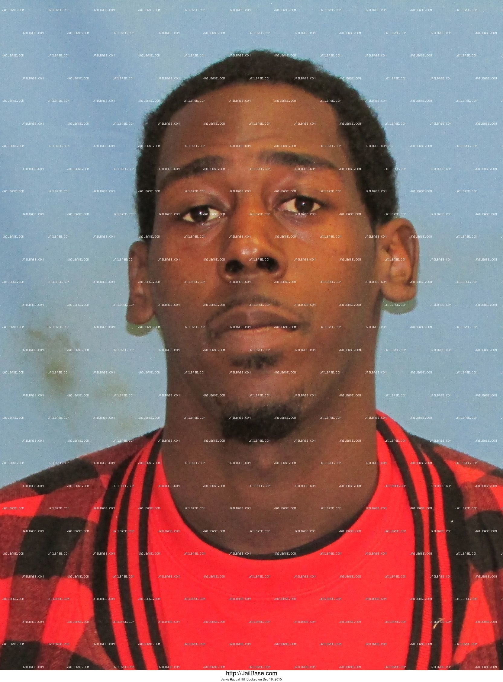 Jarvis Raqual Hill mugshot picture