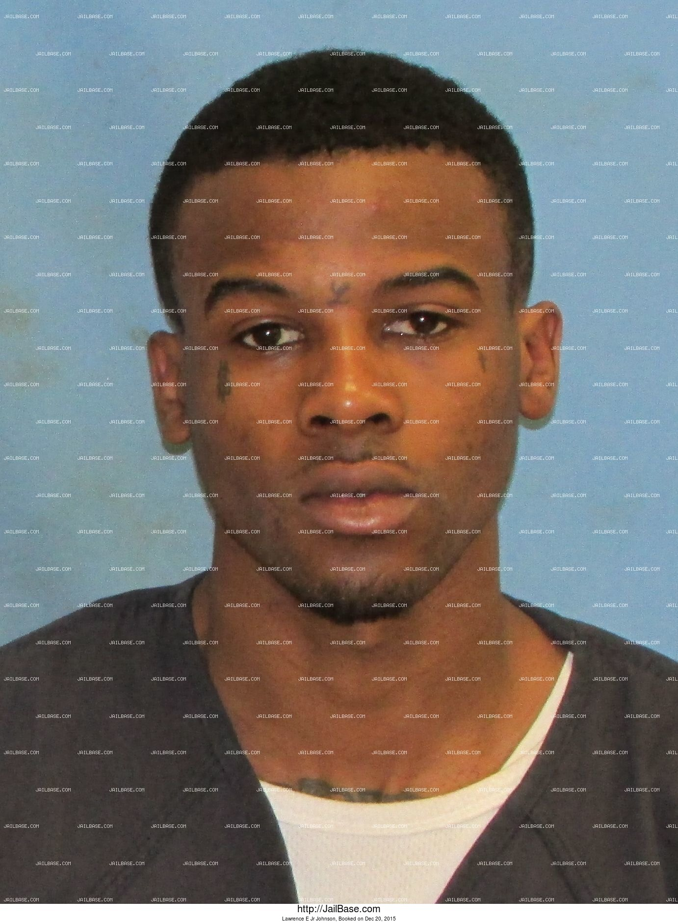 Lawrence E Jr Johnson mugshot picture