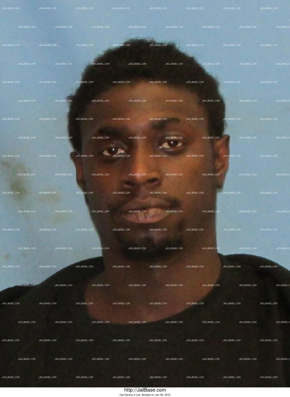 Carl Dennis Jr Lee mugshot picture