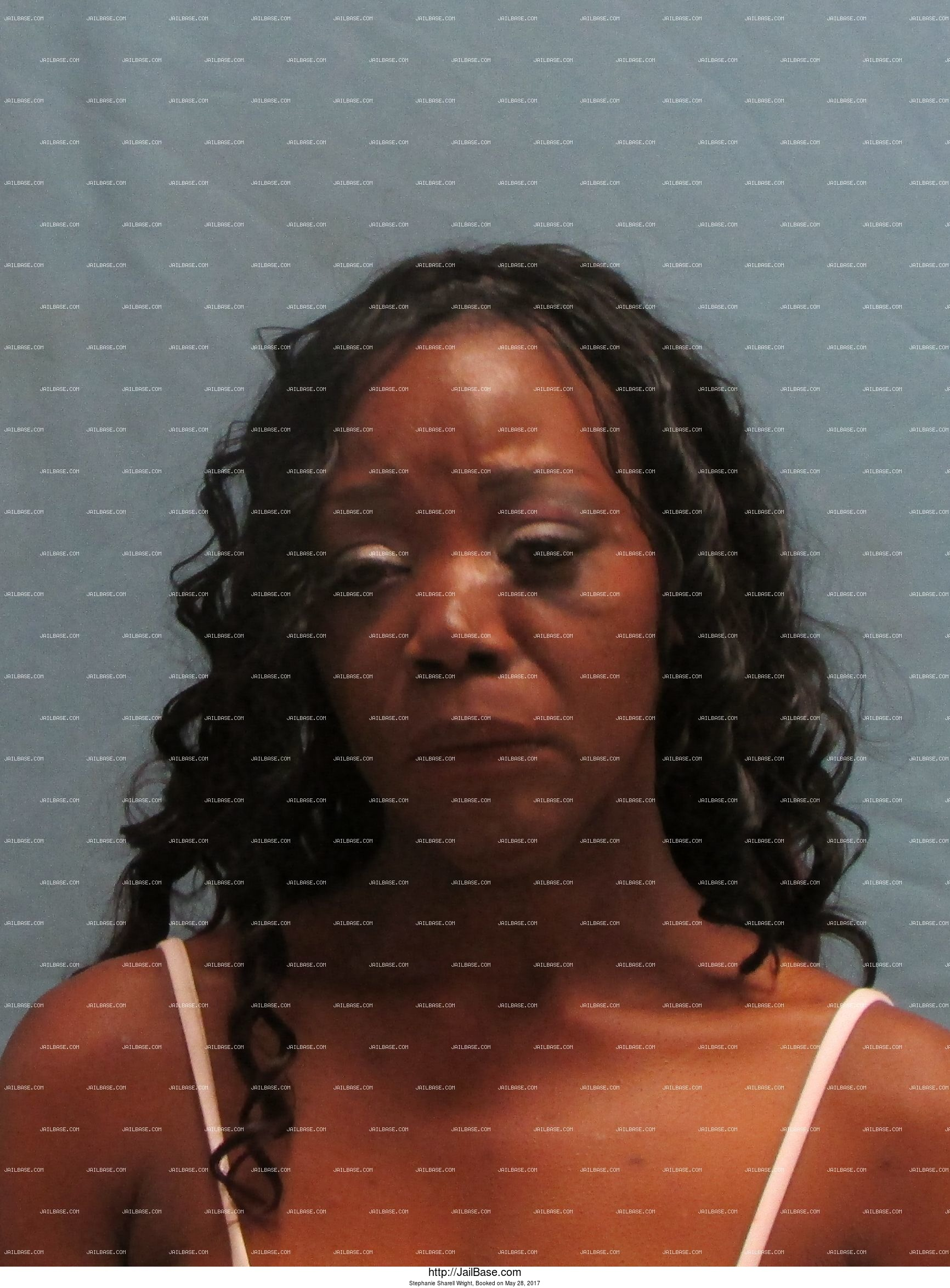 Stephanie Sharell Wright mugshot picture