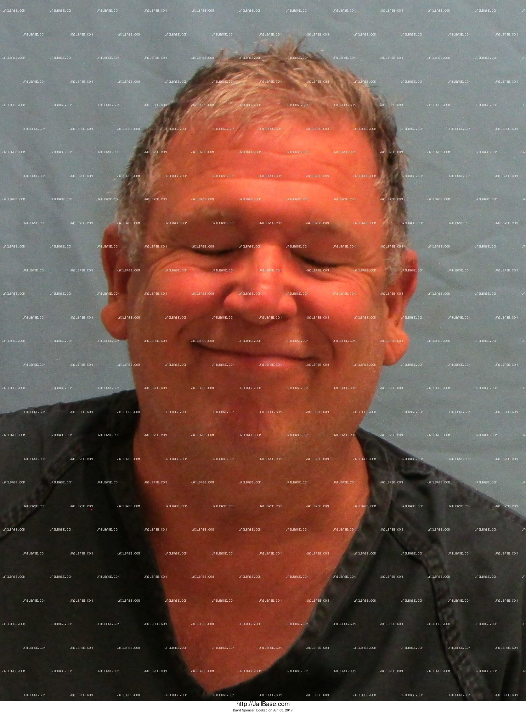 David Spencer mugshot picture