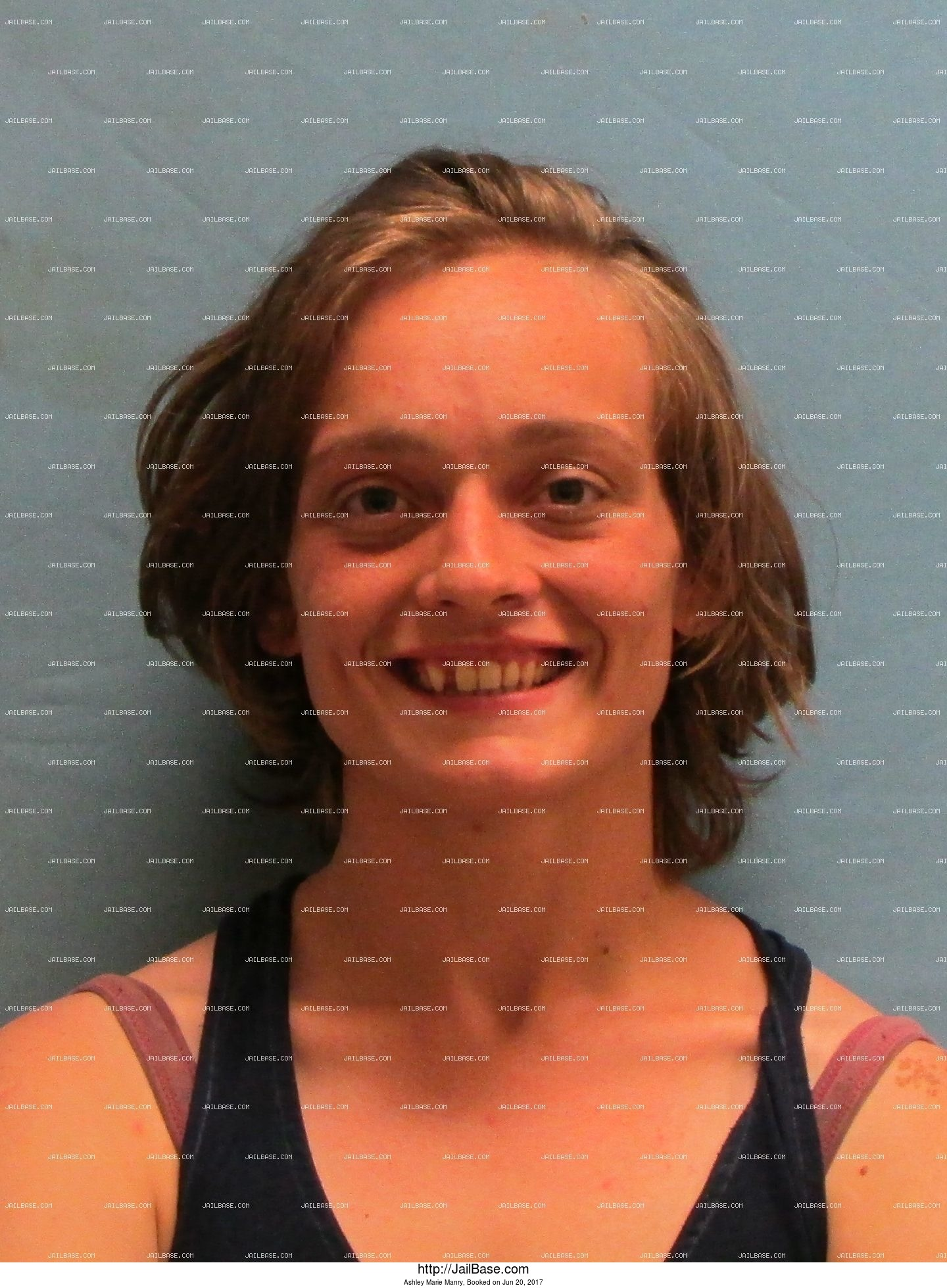 Ashley Marie Manry mugshot picture