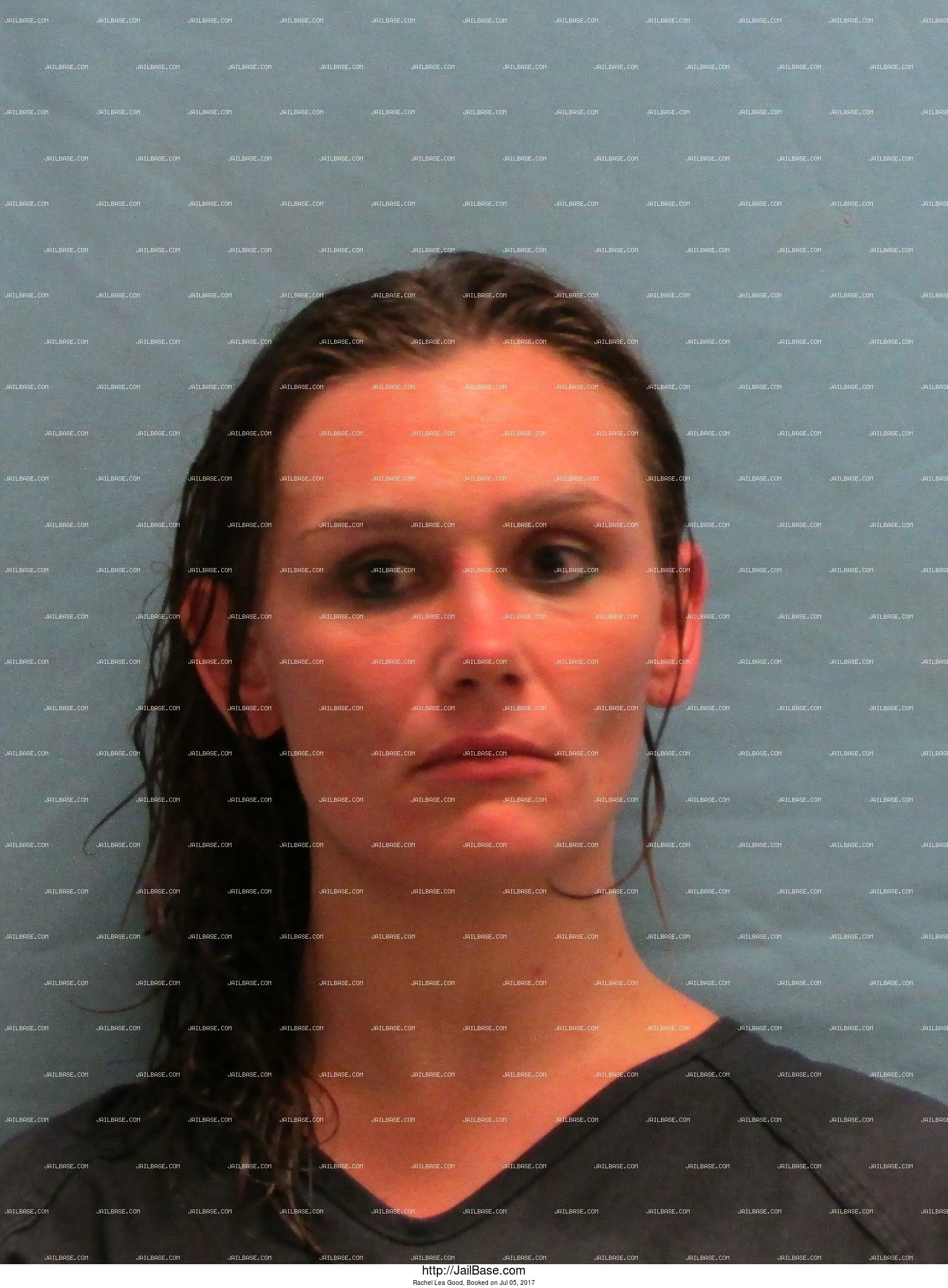 Rachel Lea Good mugshot picture