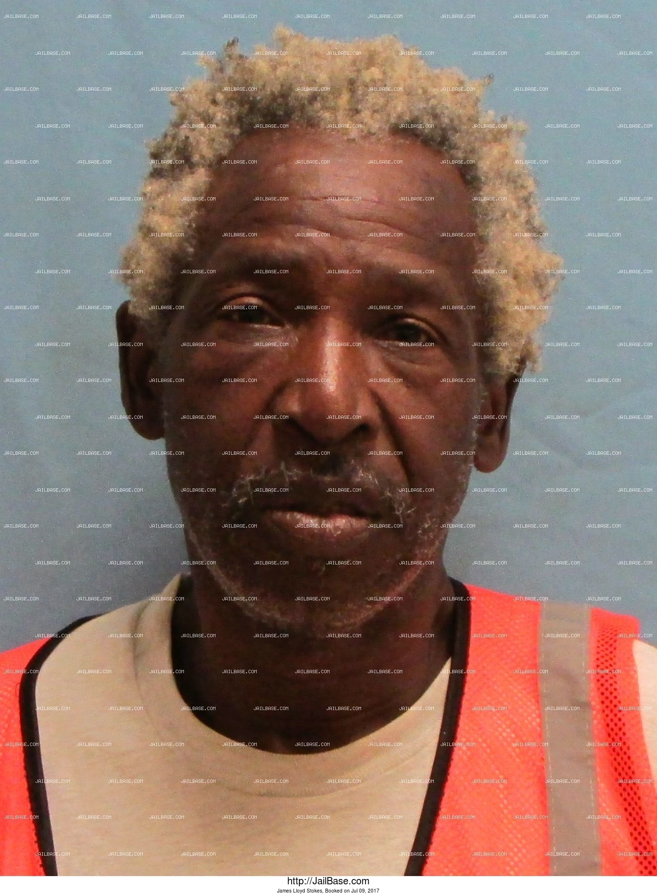 James Lloyd Stokes mugshot picture