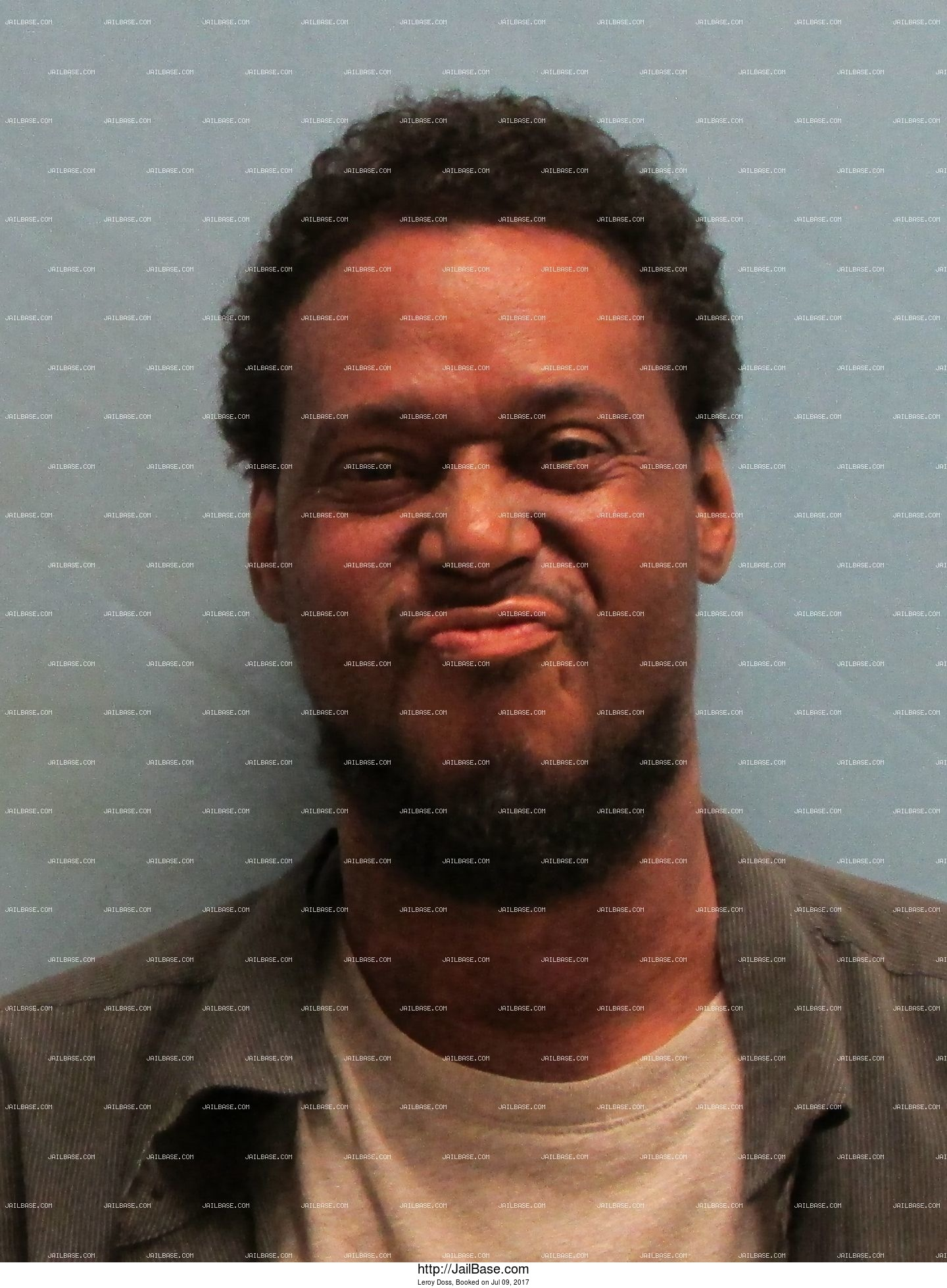 Leroy Doss mugshot picture