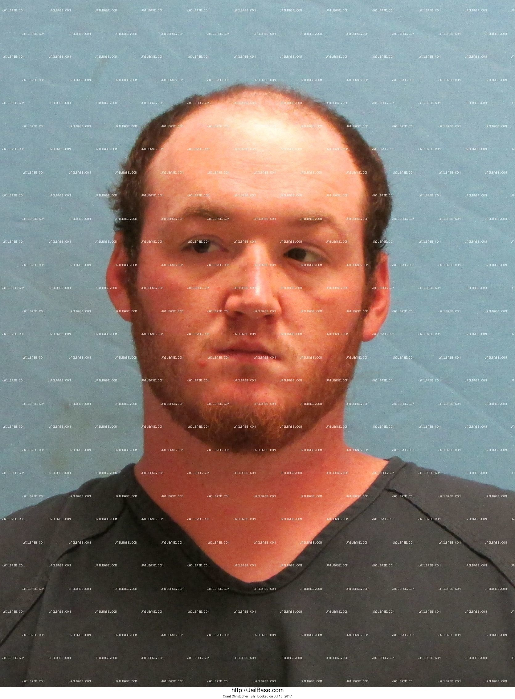 Grant Christopher Tully mugshot picture