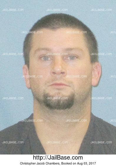 Christopher Jacob Chambers mugshot picture