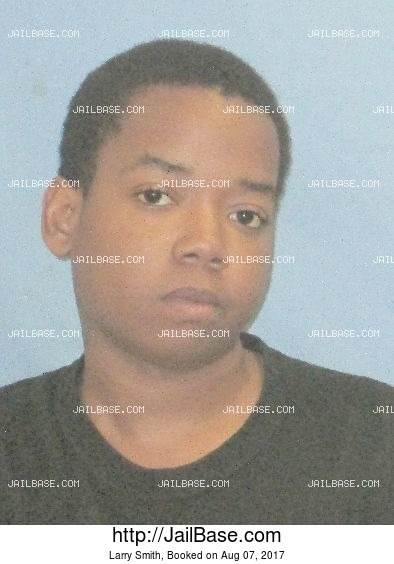 Larry Smith mugshot picture