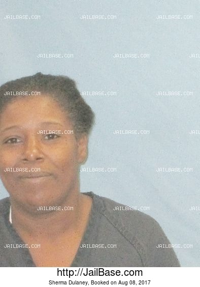 Sherma Dulaney mugshot picture