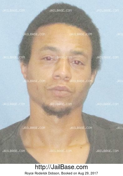 Royce Roderick Dobson mugshot picture