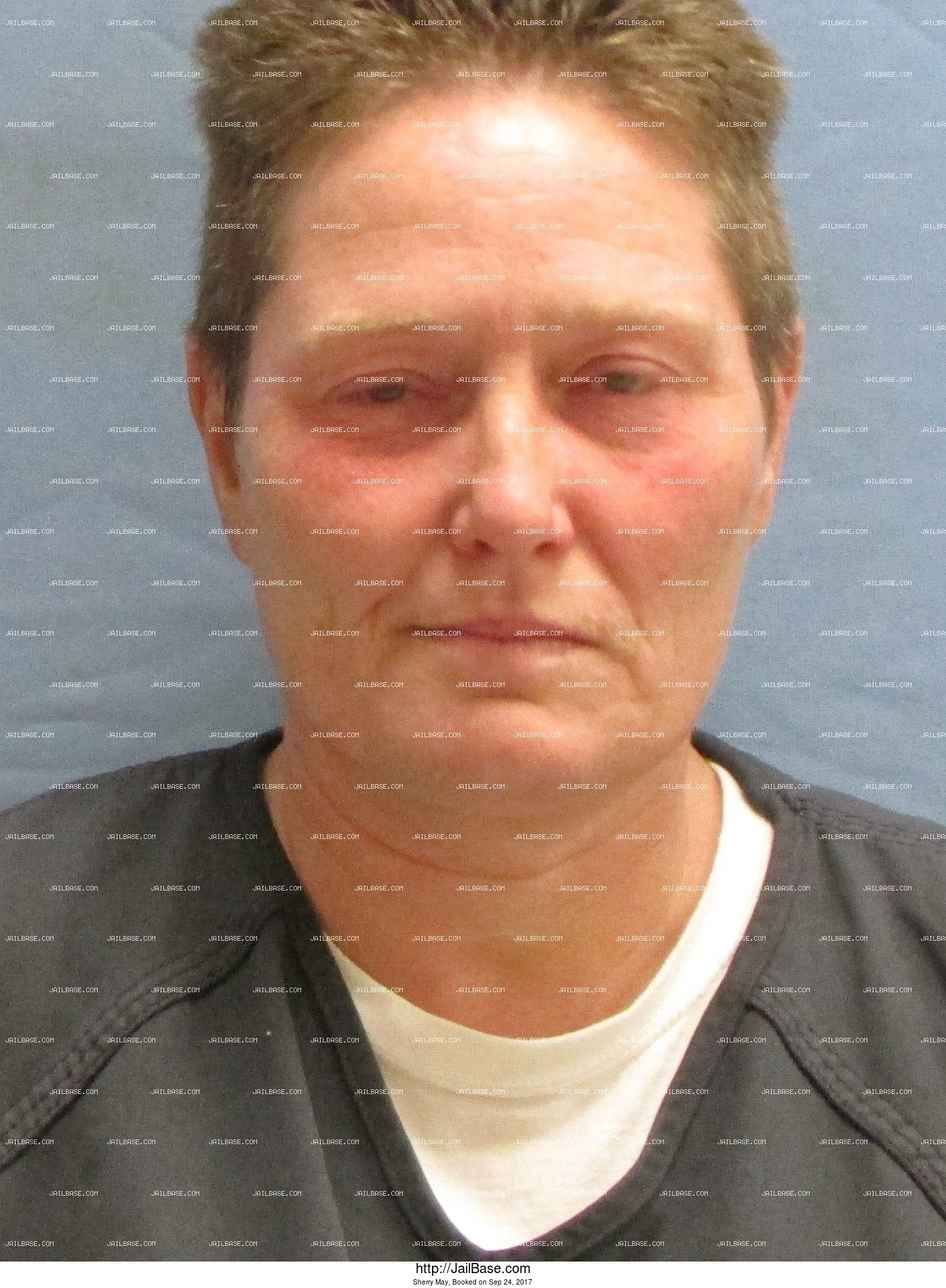 Sherry May mugshot picture