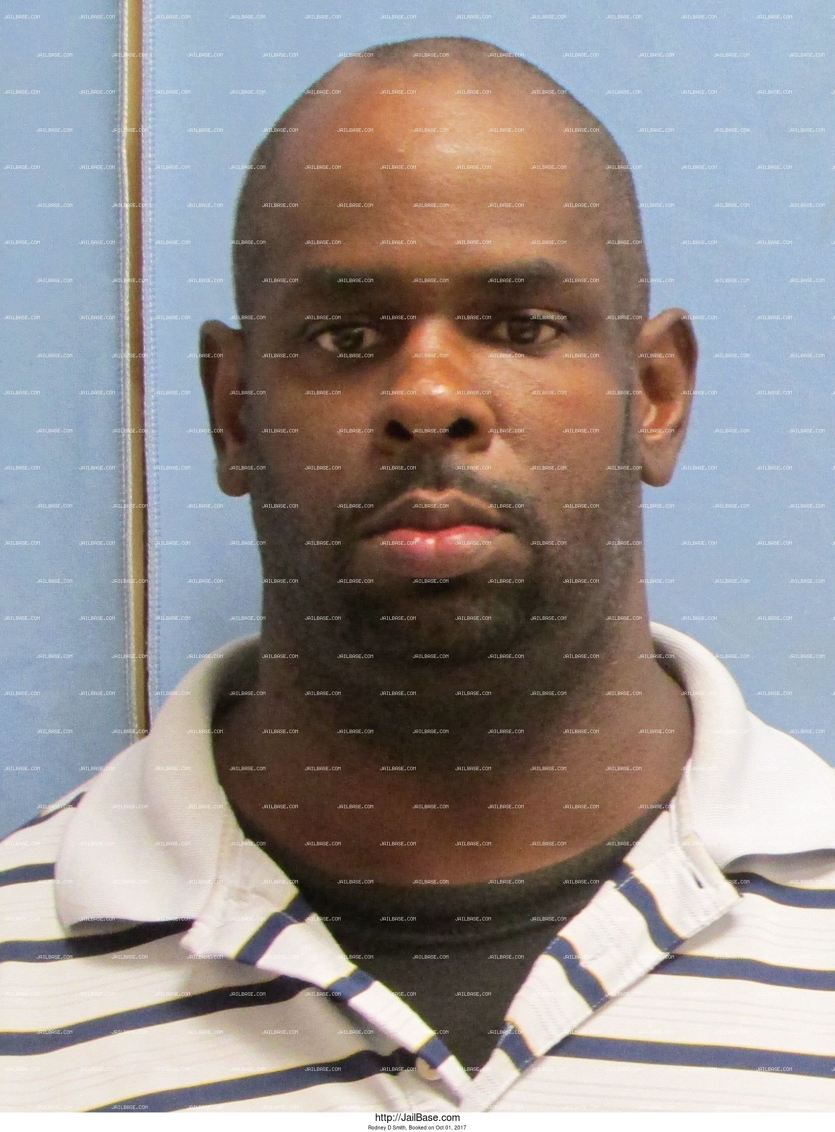 Rodney D Smith mugshot picture